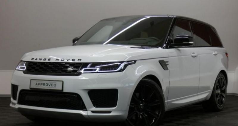 Land rover Range Rover 3.0 SDV6 HSE Dynamic Auto. Blanc occasion à Petange
