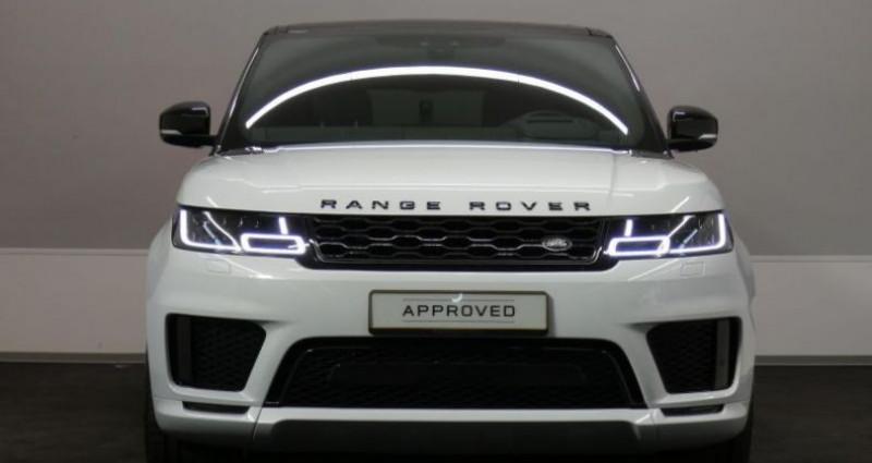 Land rover Range Rover 3.0 SDV6 HSE Dynamic Auto. Blanc occasion à Petange - photo n°2