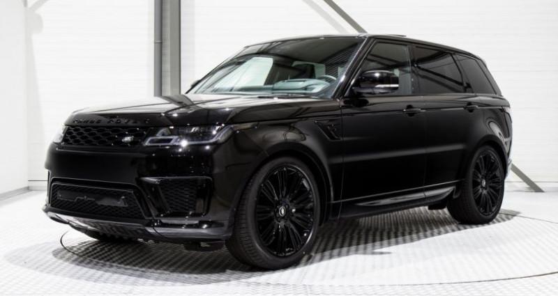 Land rover Range Rover 3.0 SDV6 HSE Dynamic Noir occasion à STRASSEN