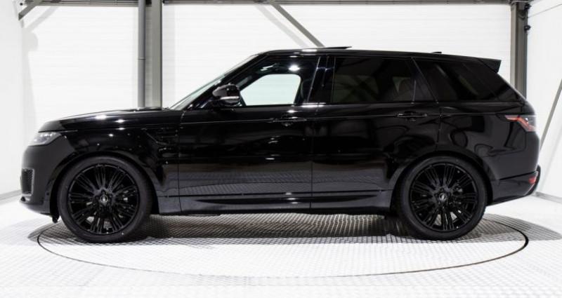 Land rover Range Rover 3.0 SDV6 HSE Dynamic Noir occasion à STRASSEN - photo n°2