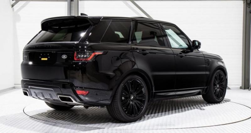 Land rover Range Rover 3.0 SDV6 HSE Dynamic Noir occasion à STRASSEN - photo n°3
