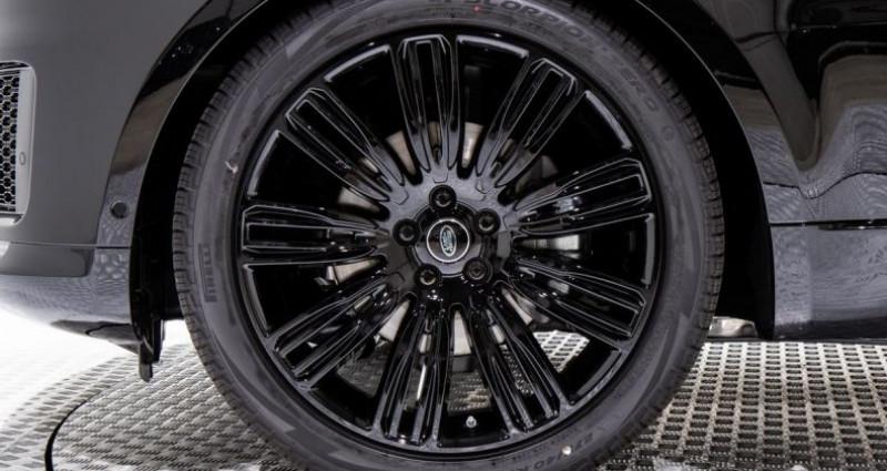 Land rover Range Rover 3.0 SDV6 HSE Dynamic Noir occasion à STRASSEN - photo n°5