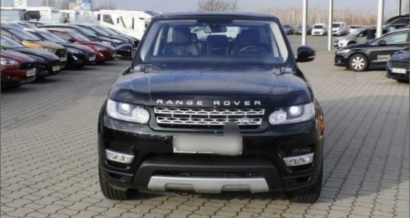 Land rover Range Rover 3.0 SDV6 HSE Noir occasion à Boulogne-Billancourt - photo n°7