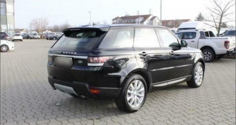 Land rover Range Rover 3.0 SDV6 HSE Noir occasion à Boulogne-Billancourt - photo n°4