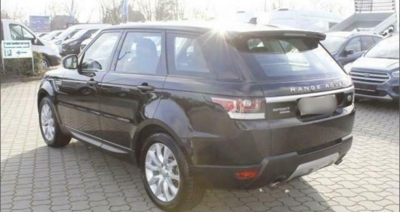 Land rover Range Rover 3.0 SDV6 HSE Noir occasion à Boulogne-Billancourt - photo n°2