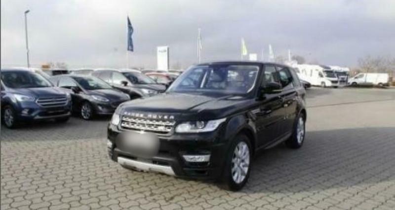 Land rover Range Rover 3.0 SDV6 HSE Noir occasion à Boulogne-Billancourt
