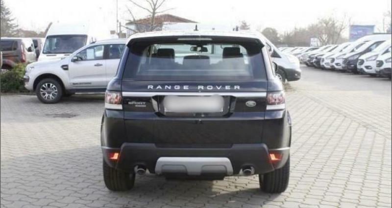 Land rover Range Rover 3.0 SDV6 HSE Noir occasion à Boulogne-Billancourt - photo n°3