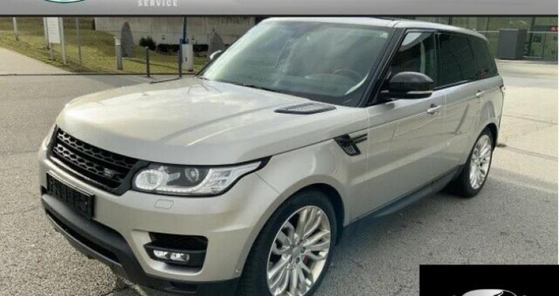 Land rover Range Rover 3.0 SDV6 HSE Gris occasion à Boulogne-Billancourt