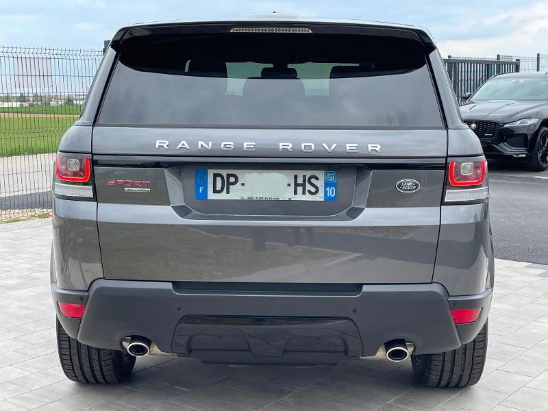 Land rover Range Rover 3.0 SDV6 Hybride 340 HSE Dynamic Mark IV Gris occasion à Barberey-Saint-Sulpice - photo n°5