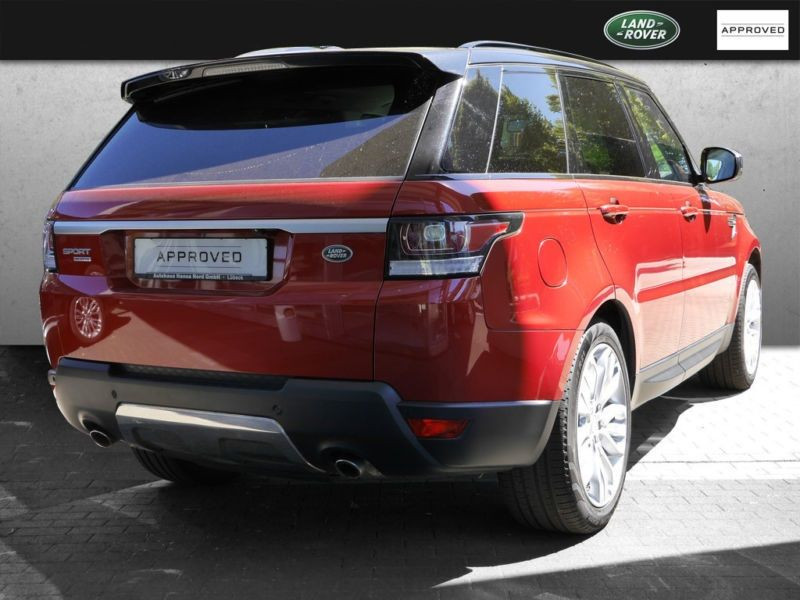 Land rover Range Rover 3.0 SDV6 SE 292 Rouge occasion à Beaupuy - photo n°3