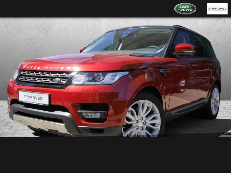 Land rover Range Rover 3.0 SDV6 SE 292 Rouge occasion à Beaupuy