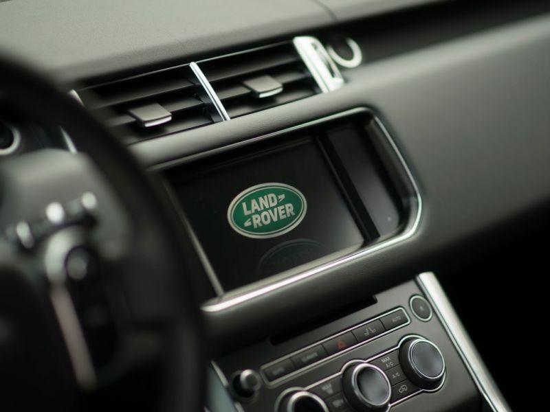 Land rover Range Rover 3.0 SDV6 SE 306 Gris occasion à Beaupuy - photo n°9