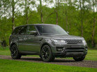 Land rover Range Rover 3.0 SDV6 SE 306 Gris à Beaupuy 31