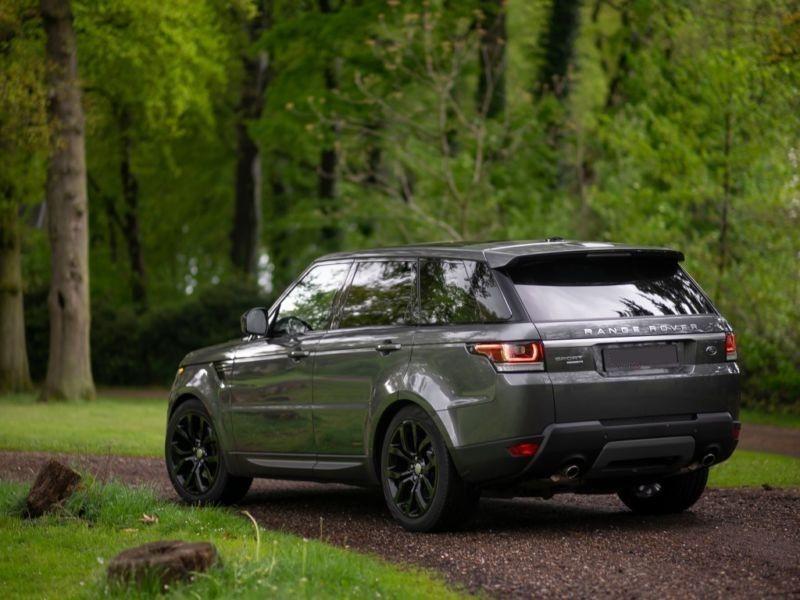 Land rover Range Rover 3.0 SDV6 SE 306 Gris occasion à Beaupuy - photo n°3