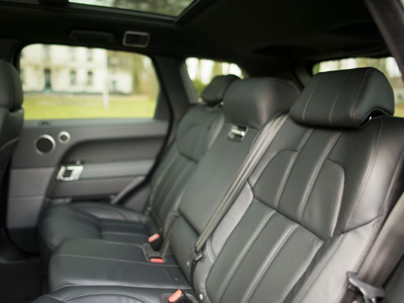 Land rover Range Rover 3.0 SDV6 SE 306 Gris occasion à Beaupuy - photo n°6