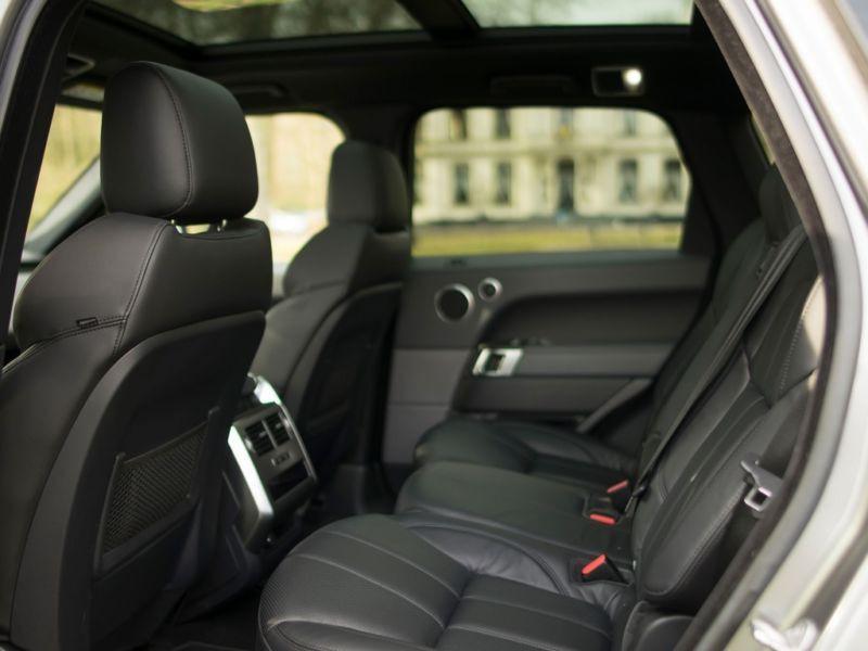 Land rover Range Rover 3.0 SDV6 SE 306 Gris occasion à Beaupuy - photo n°5