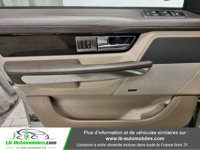 Land rover Range Rover 3.0 TDV6 245 DPF HSE BVA Beige occasion à Beaupuy - photo n°7