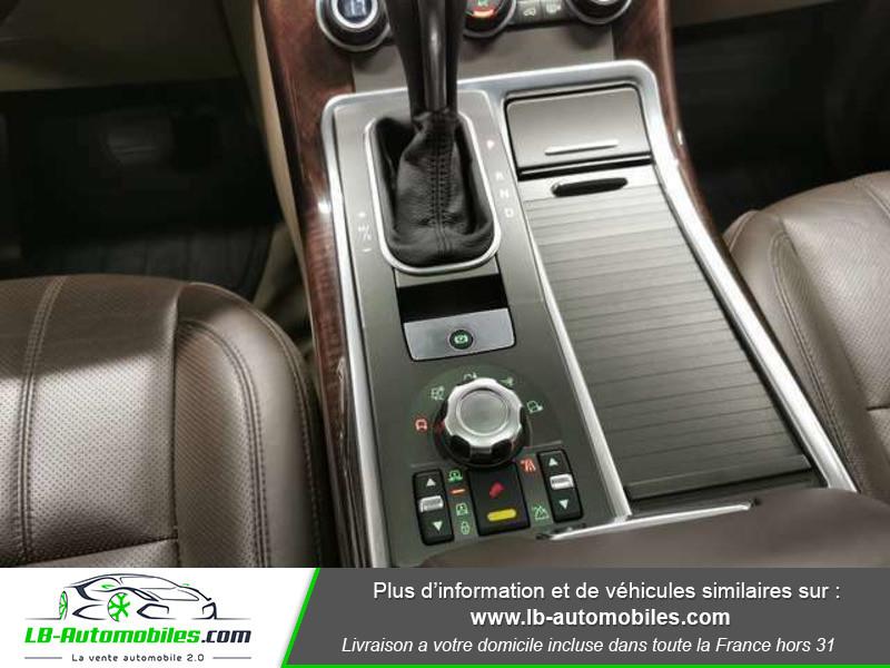 Land rover Range Rover 3.0 TDV6 245 DPF HSE BVA Beige occasion à Beaupuy - photo n°14