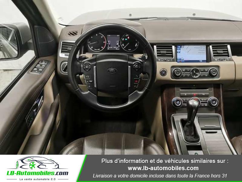 Land rover Range Rover 3.0 TDV6 245 DPF HSE BVA Beige occasion à Beaupuy - photo n°11