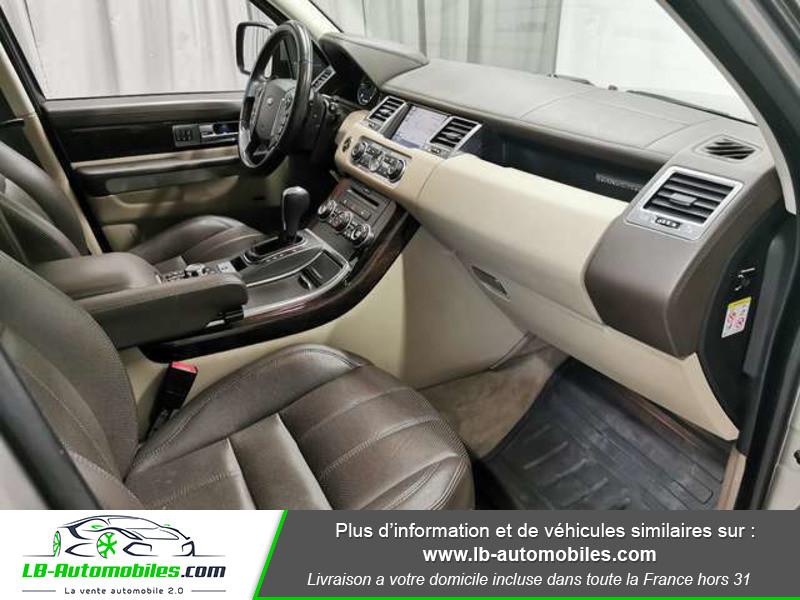 Land rover Range Rover 3.0 TDV6 245 DPF HSE BVA Beige occasion à Beaupuy - photo n°16