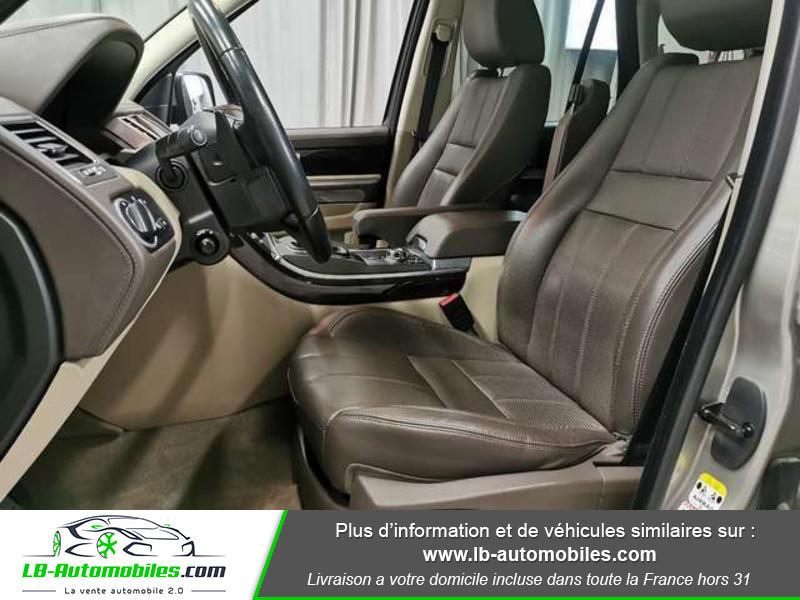 Land rover Range Rover 3.0 TDV6 245 DPF HSE BVA Beige occasion à Beaupuy - photo n°9