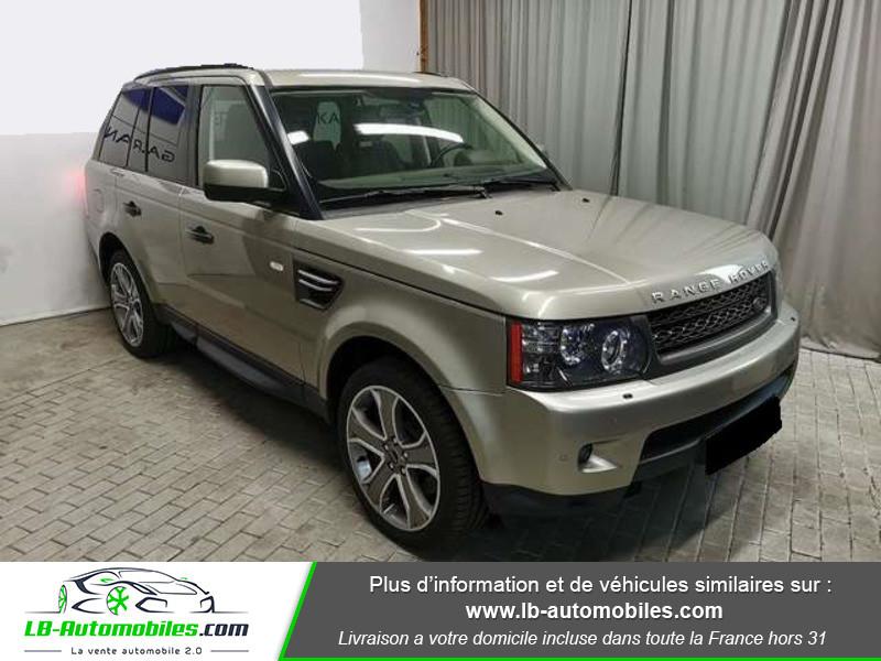 Land rover Range Rover 3.0 TDV6 245 DPF HSE BVA Beige occasion à Beaupuy - photo n°4