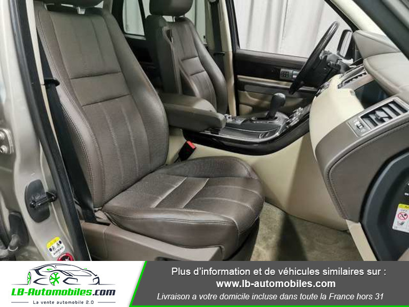 Land rover Range Rover 3.0 TDV6 245 DPF HSE BVA Beige occasion à Beaupuy - photo n°15