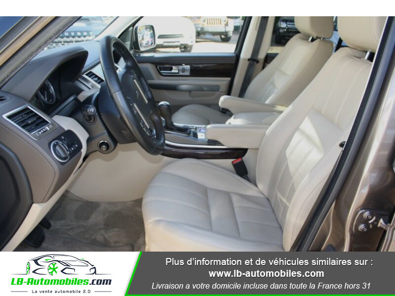 Land rover Range Rover 3.0 TDV6 245 DPF HSE BVA Gris occasion à Beaupuy - photo n°4