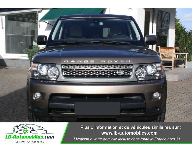 Land rover Range Rover 3.0 TDV6 245 DPF HSE BVA Gris occasion à Beaupuy - photo n°7
