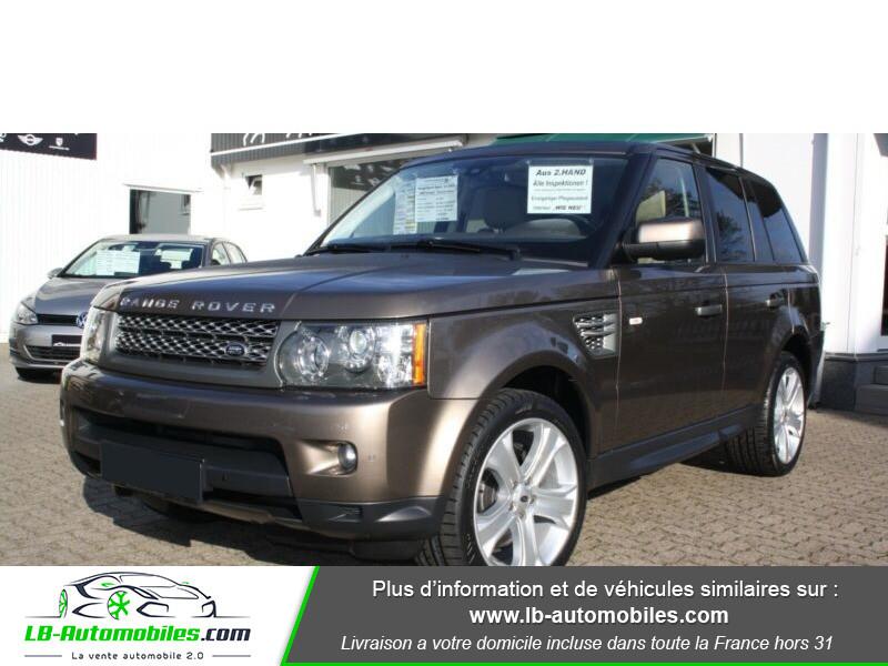 Land rover Range Rover 3.0 TDV6 245 DPF HSE BVA Gris occasion à Beaupuy