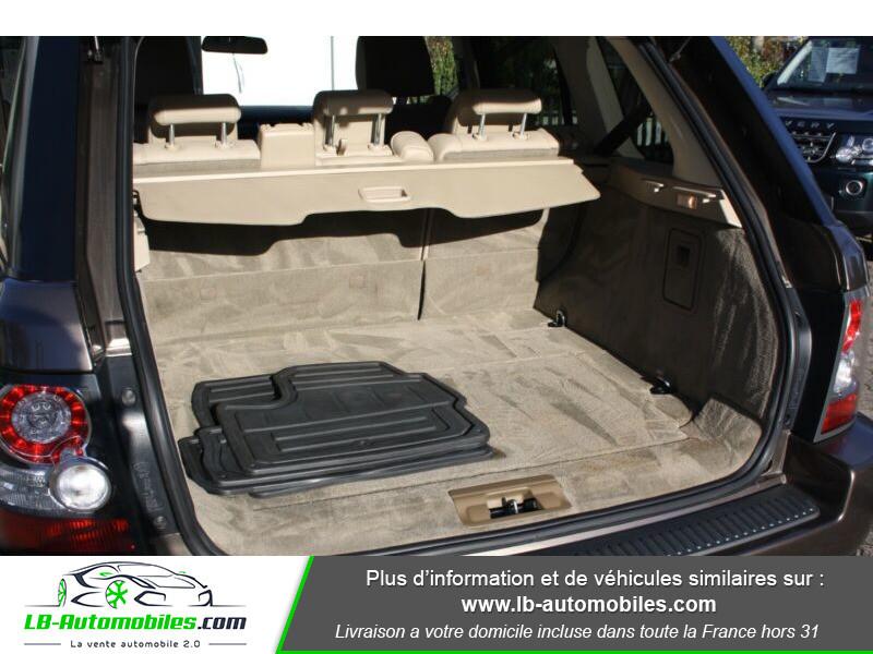 Land rover Range Rover 3.0 TDV6 245 DPF HSE BVA Gris occasion à Beaupuy - photo n°9