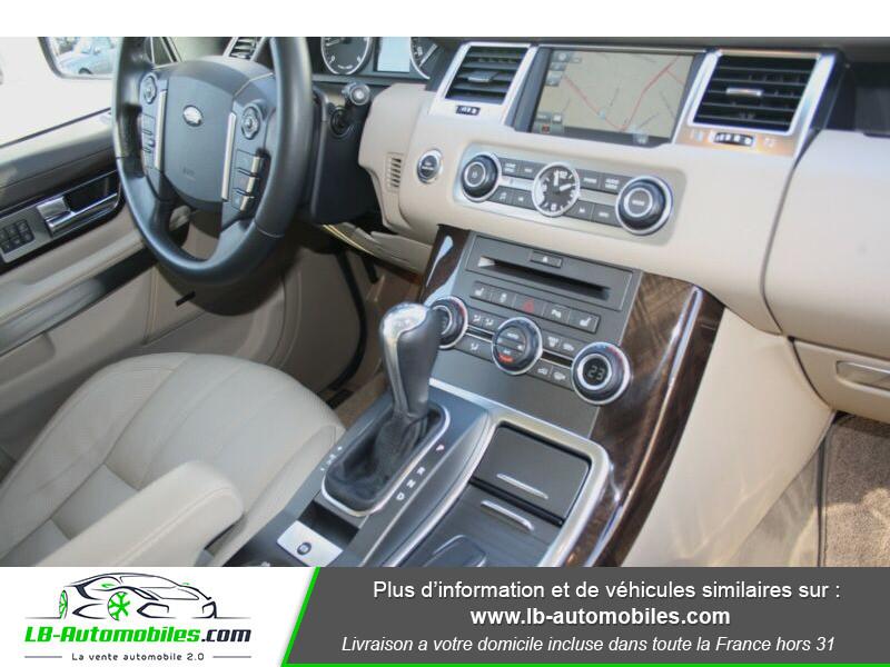 Land rover Range Rover 3.0 TDV6 245 DPF HSE BVA Gris occasion à Beaupuy - photo n°6