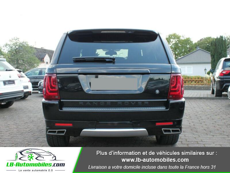 Land rover Range Rover 3.0 TDV6 245 DPF HSE BVA Noir occasion à Beaupuy - photo n°12
