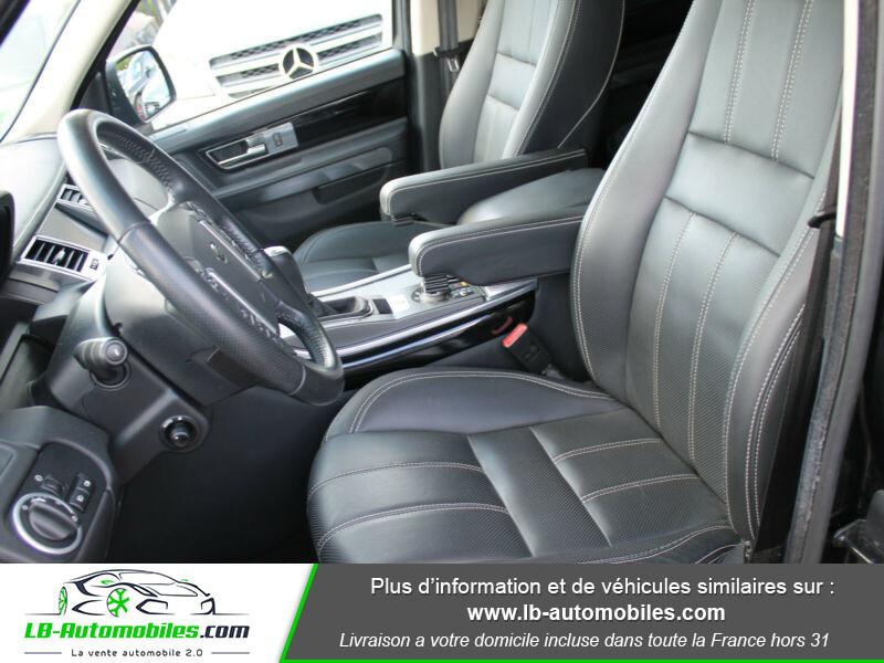 Land rover Range Rover 3.0 TDV6 245 DPF HSE BVA Noir occasion à Beaupuy - photo n°4