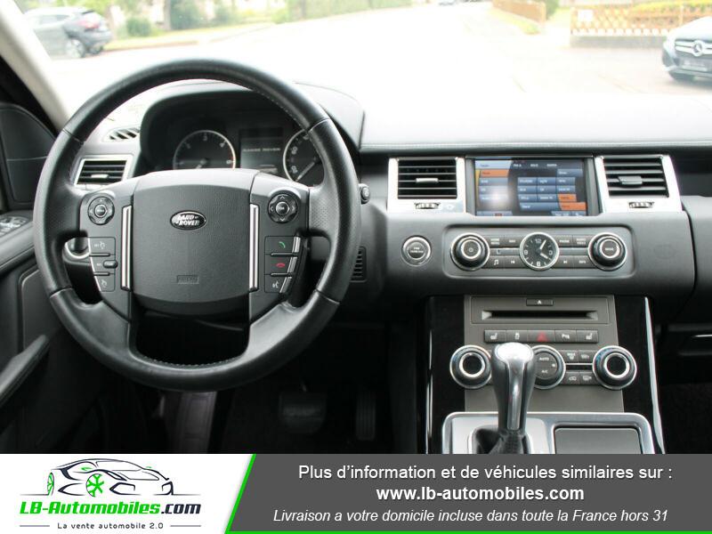 Land rover Range Rover 3.0 TDV6 245 DPF HSE BVA Noir occasion à Beaupuy - photo n°2