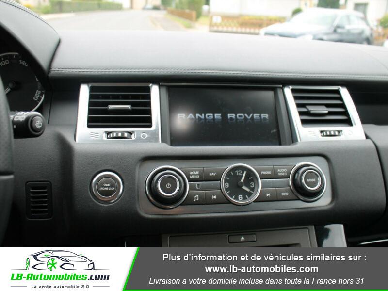 Land rover Range Rover 3.0 TDV6 245 DPF HSE BVA Noir occasion à Beaupuy - photo n°7