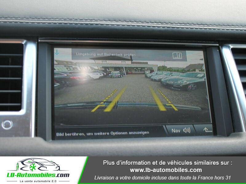 Land rover Range Rover 3.0 TDV6 245 DPF HSE BVA Noir occasion à Beaupuy - photo n°9