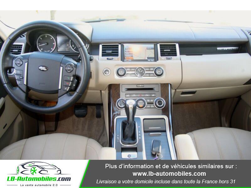 Land rover Range Rover 3.0 TDV6 245 DPF HSE BVA Gris occasion à Beaupuy - photo n°2