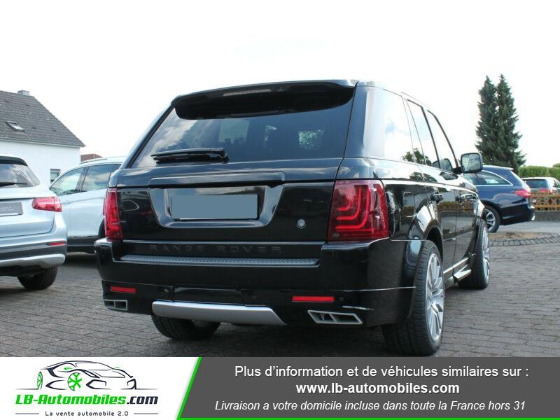Land rover Range Rover 3.0 TDV6 245 DPF HSE BVA Noir occasion à Beaupuy - photo n°3