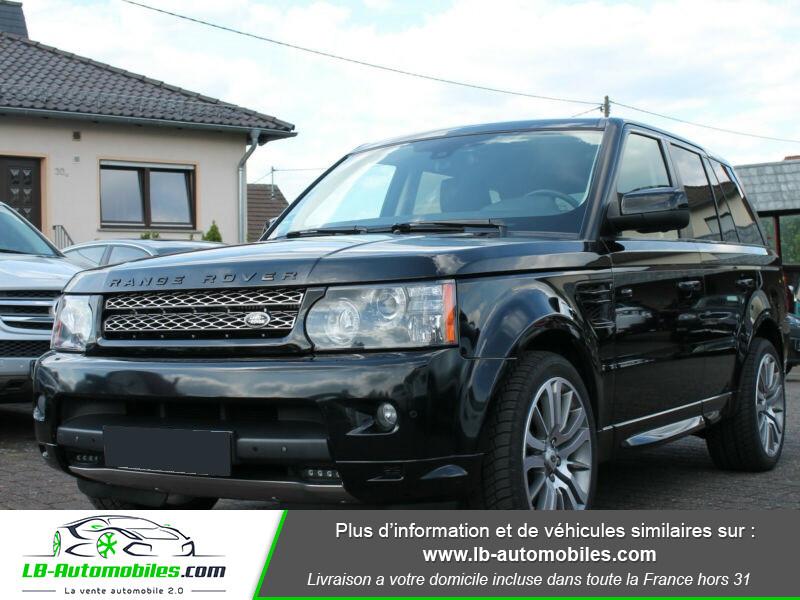 Land rover Range Rover 3.0 TDV6 245 DPF HSE BVA Noir occasion à Beaupuy