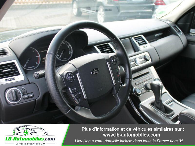 Land rover Range Rover 3.0 TDV6 245 DPF HSE BVA Noir occasion à Beaupuy - photo n°6