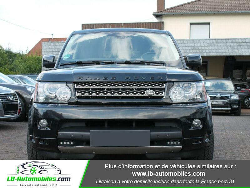 Land rover Range Rover 3.0 TDV6 245 DPF HSE BVA Noir occasion à Beaupuy - photo n°11