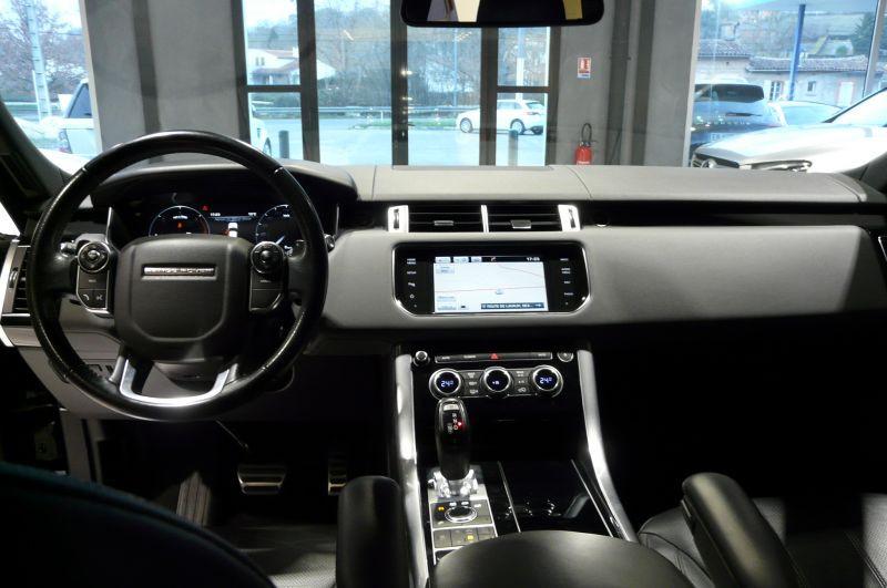 Land rover Range Rover 3.0 TDV6 258 HSE AUTO Noir occasion à Beaupuy - photo n°2