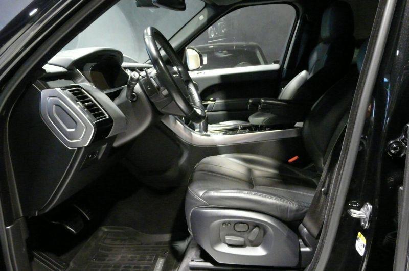 Land rover Range Rover 3.0 TDV6 258 HSE AUTO Noir occasion à Beaupuy - photo n°4