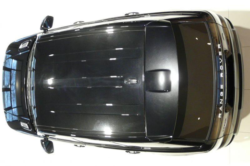 Land rover Range Rover 3.0 TDV6 258 HSE AUTO Noir occasion à Beaupuy - photo n°9