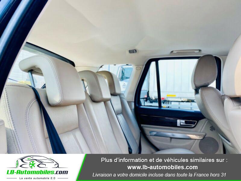 Land rover Range Rover 3.0 TDV6 258 HSE BVA Bleu occasion à Beaupuy - photo n°4