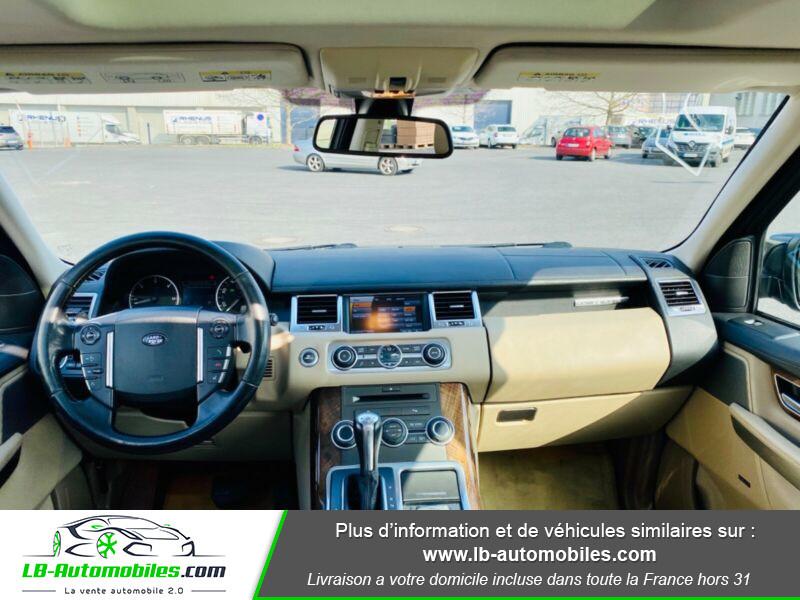 Land rover Range Rover 3.0 TDV6 258 HSE BVA Bleu occasion à Beaupuy - photo n°2