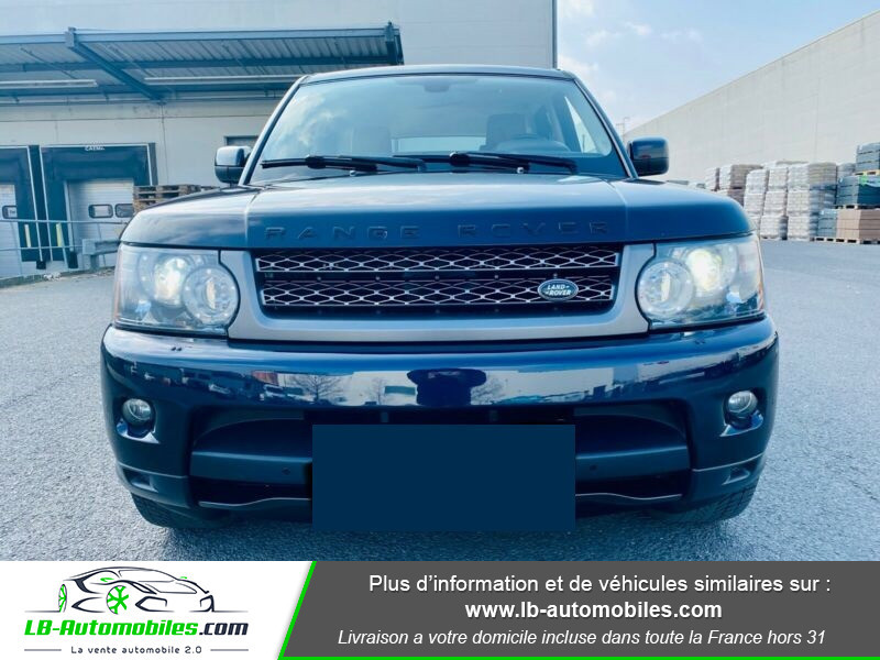 Land rover Range Rover 3.0 TDV6 258 HSE BVA Bleu occasion à Beaupuy - photo n°9