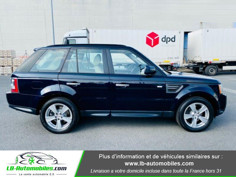 Land rover Range Rover 3.0 TDV6 258 HSE BVA Bleu occasion à Beaupuy - photo n°10