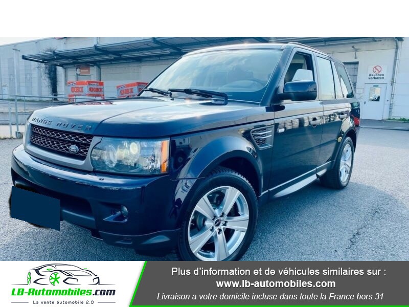 Land rover Range Rover 3.0 TDV6 258 HSE BVA Bleu occasion à Beaupuy